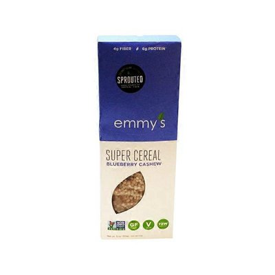 Emmy's Blueberry Cashew Super Cereal