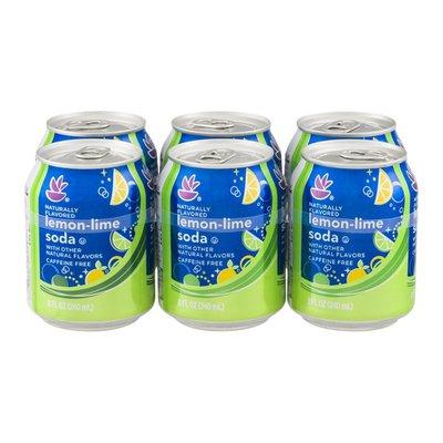 SB Lemon-Lime Soda - 6 CT