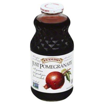 RW Knudsen 100% Juice, Unsweetened, Just Pomegranate