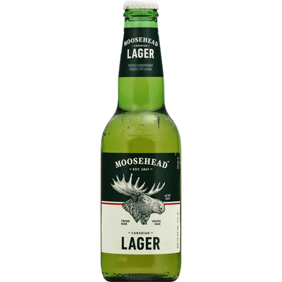 Moosehead Lager, Canadian