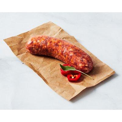 Al's Brand Hot Italian Sausage