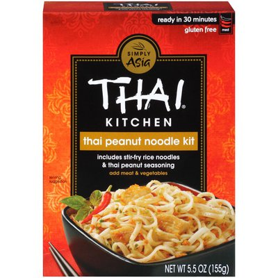 Thai Kitchen® Gluten Free Thai Peanut Stir Fry Noodle Kit