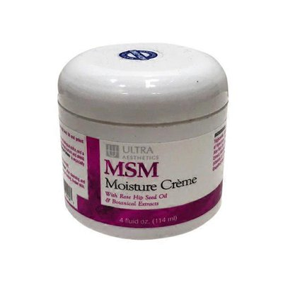 Ultra Aesthetics MSM Moisture Creme