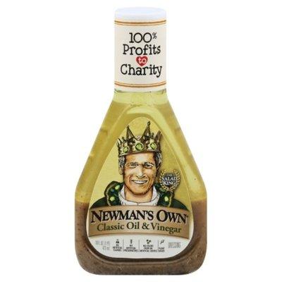 Newman's Own Classic Oil & Vinegar Dressing