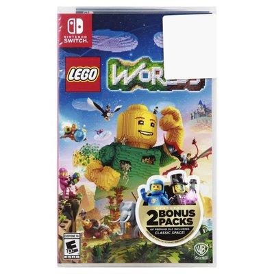LEGO Game, Lego Worlds, Nintendo Switch