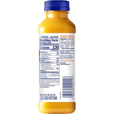 Naked Orange Mango