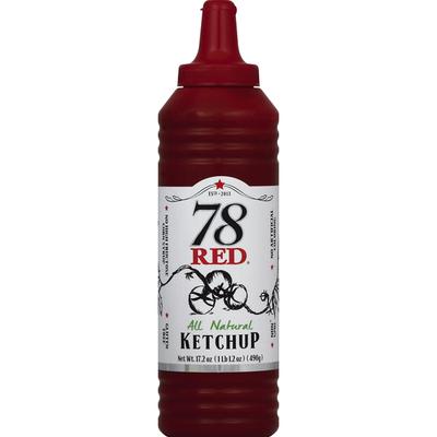 78 Red Ketchup