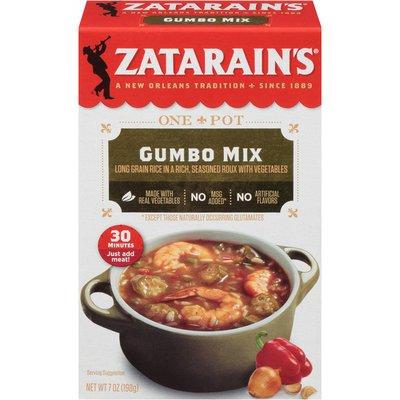 Zatarain's®  Gumbo Mix