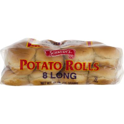 Schmidt's Rolls, Potato, Long