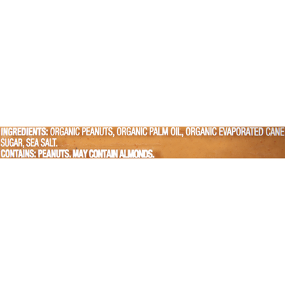 Maranatha No Stir Crunchy Organic Peanut Butter
