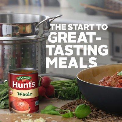 Hunt's Whole Tomatoes