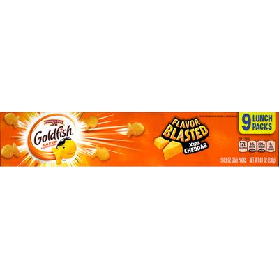 Pepperidge Farm® Xtra Cheddar Crackers