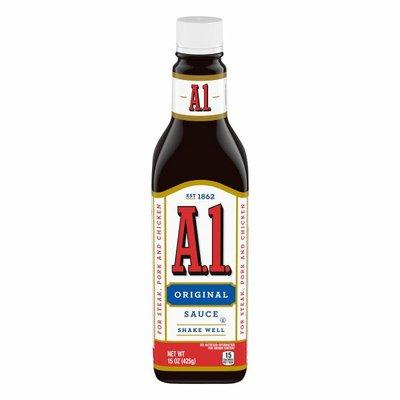 A1 Original Steak Sauce