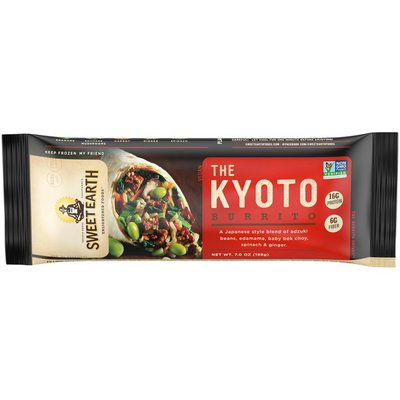 Sweet Earth The Kyoto Burrito