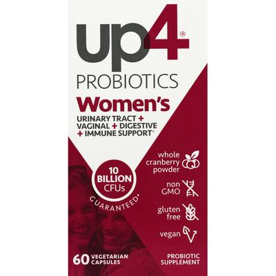 up4 Probiotics Women's Urinary & Vaginal Health