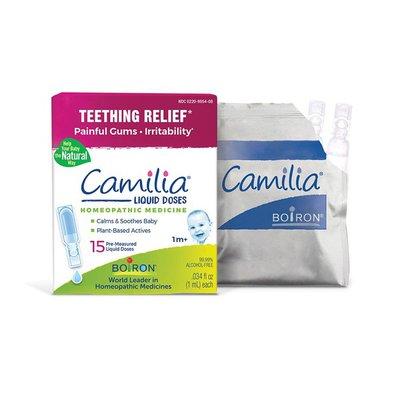 Boiron Camilia Teeting Relief