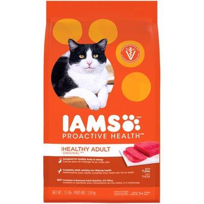IAMS Proactive Health Healthy Adult Original with Tuna Cat Food