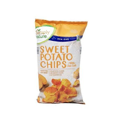 Simply Nature Sweet Potato Chips