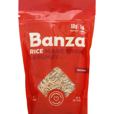 Banza Rice, Tricolor