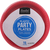 Essential Everyday Party Plates, Plastic, 10 Inch