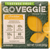 Go Veggie! Cheese Food Alternative, Pasteurized Process, Cheddar Style Singles