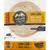 La Tortilla Factory Tortillas, Low Carb, Whole Wheat, Original Size