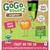 GoGo Squeez Organic Fruit On The Go Apple Peach