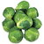 Organic Microwavable Brussel Sprouts