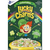 Lucky Charms Cereal, with Green Clovers