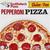 Godfathers Pizza Pizza, Gluten-Free, Pepperoni