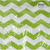 Creative Converting Napkins, Chevron/Dots-Fresh Lime, 2 Ply
