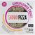 SKINNYPIZZA Pizza, Cauliflower Crust, Mozzarella & Provolone Cheese