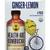 Health-Ade Kombucha Kombucha, Ginger-Lemon, 4-Pack