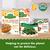 Cascadian Farm Organic Cinnamon Crunch Cereal, Whole Grain Cereal