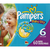 Pampers Diapers, Size 6 (35 + lb), Sesame Street