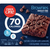 Fiber One Brownies, Chocolate Fudge, 70 Calorie Bar, 5 Net Carbs, Snacks