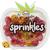 Sunset Tomatoes, Tiny Mighty, Sprinkles, Carton