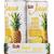 Dole 100% Juice, Pineapple & Banana, 4 Pack