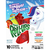Roll-Ups Fruit Flavored Snacks, Strawberry Sensation/Tropical Tie-Dye/Cherry Orange Wildfire, Unicorn Tongue Tattoos, Variety Pack, 10 Pack