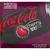 Coca Cola Zero Sugar Cherry Diet Soda Soft Drink