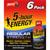 5-hour ENERGY Shot, Regular Strength, Berry, 1.93 oz, 6 Count