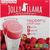 Jolly Llama Sorbet Pops, Raspberry