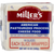 Miller's Cheese Cheese American Pasteurized Process Cheese Food Sliced - 16 CT