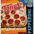 Tony's Pizza, Original Crust, Pepperoni