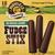Mayfield Pop Stix, No Sugar Added, Fudge, 12 Pack