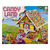 Cookies United Candy Land Gingerbread House Kit