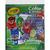 Crayola Color & Sticker Book, PJ Masks