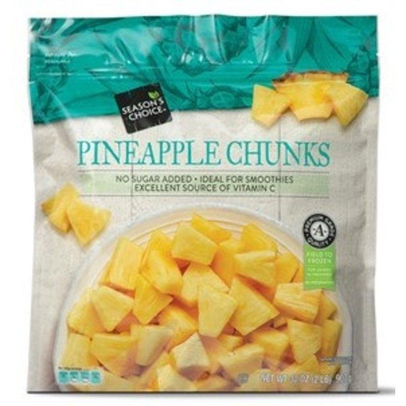Season's Choice Unsweetened Pineapple Chunks