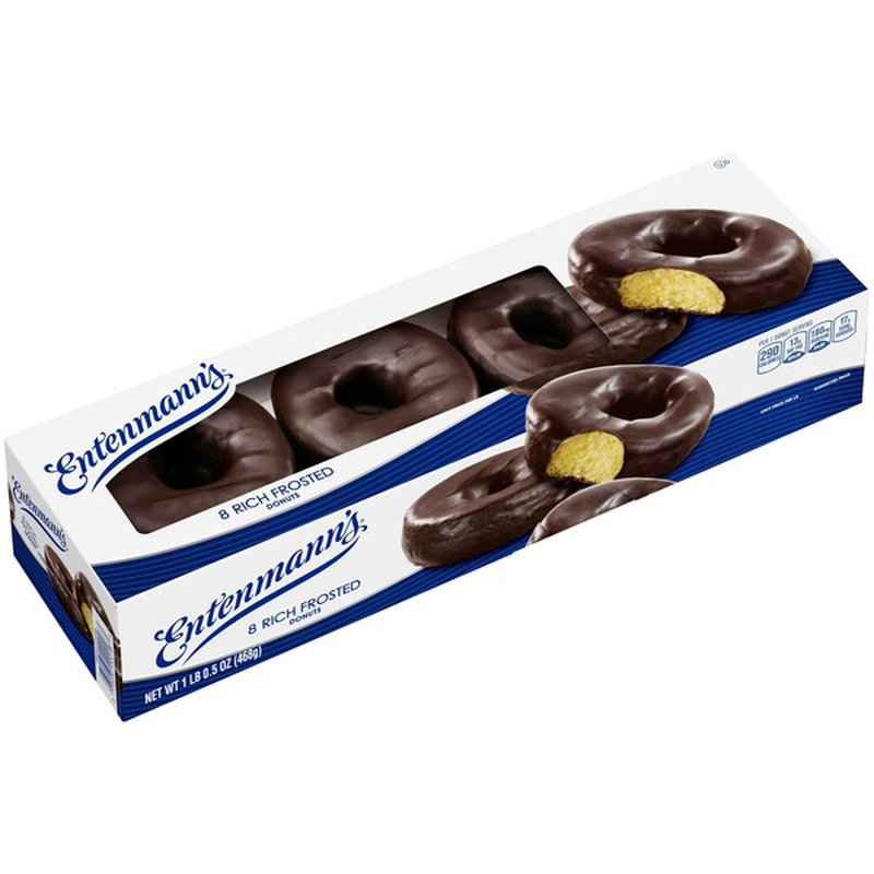 Entenmann's Classic Rich Frosted Donuts