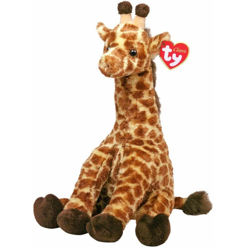 Ty Beanie Boos Hightops the Giraffe Plush Toy